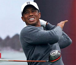 I am looking forward to breaking Jack Nicklaus' record, says Tiger Woods