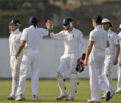 Rahul Dewan scores unbeaten ton; England extend lead to 306