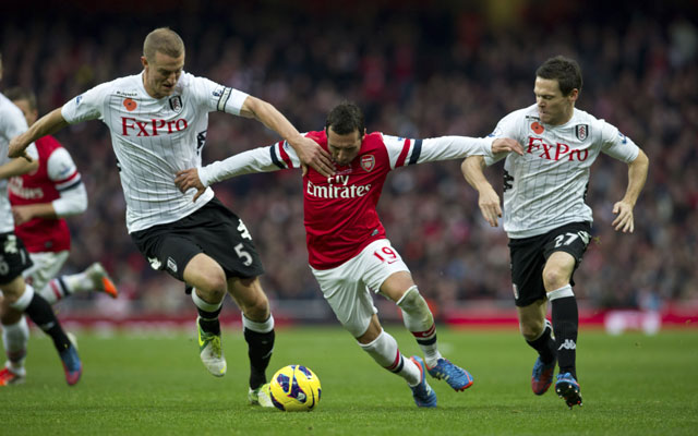 Arsenal and Fulham play out a six-goal thriller