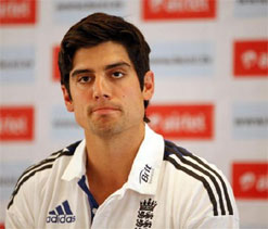Cook happy with practice preparation