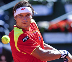 Ferrer beats Tipsarevic in London