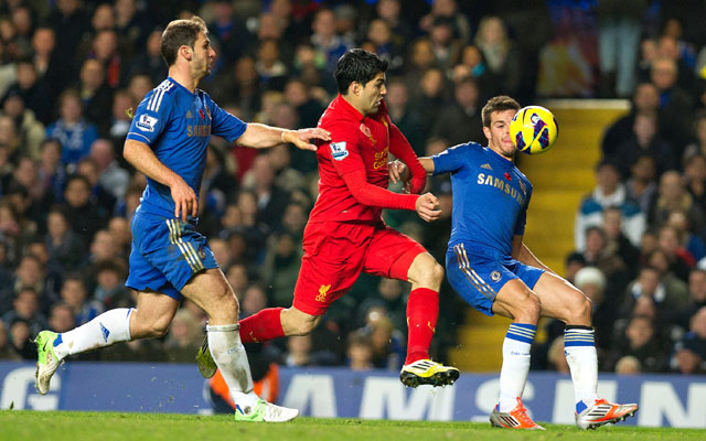 EPL: Suarez rescues Liverpool against Chelsea at Stamford Bridge