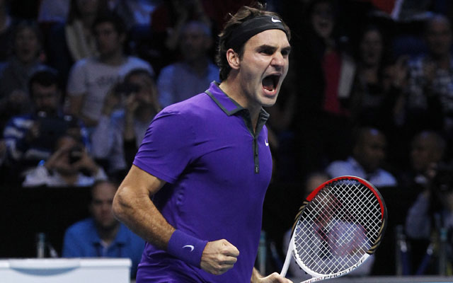 It's Federer vs Djokovic in ATP World Tour final