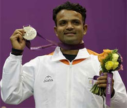 Vijay Kumar aims for gold in Rio Olympics