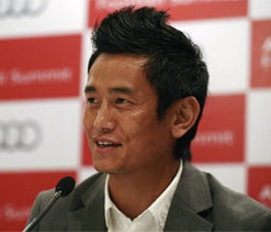 I have stepped up to take it as a challenge : Bhaichung 