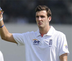 Steve Finn ruled out of first Test against India