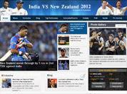 India Vs New Zealand 2012