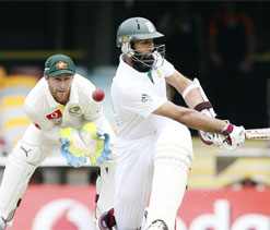 Amla finds Oz sledging tactics 'amusing'