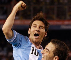 Lionel Messi delivers for Argentina, at last