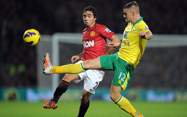EPL: Norwich City shock Manchester United at Carrow Road