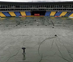 Rains force Sri Lanka-New Zealand venue shift