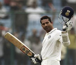 Sachin Tendulkar slams 79th first class century