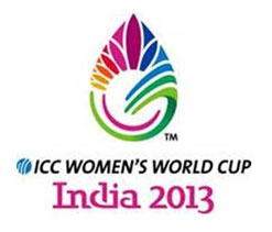Women's cricket World Cup trophy held at Mumbai airport