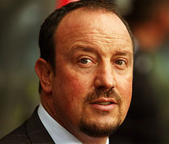 Benitez confirmed as interim Chelsea coach