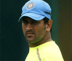 Asked for turners to keep toss out of equation: Dhoni