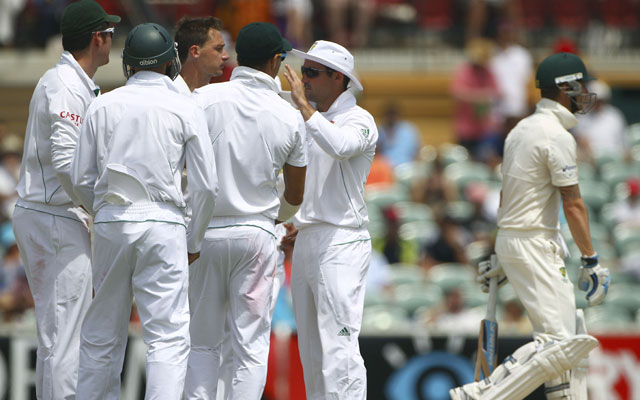 Victory in sight for Aussies in Adelaide Test