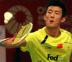 Chinese shuttlers sweeps all five golds at Hong Kong Open