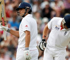 India vs England Day 3: Statistical Highlights