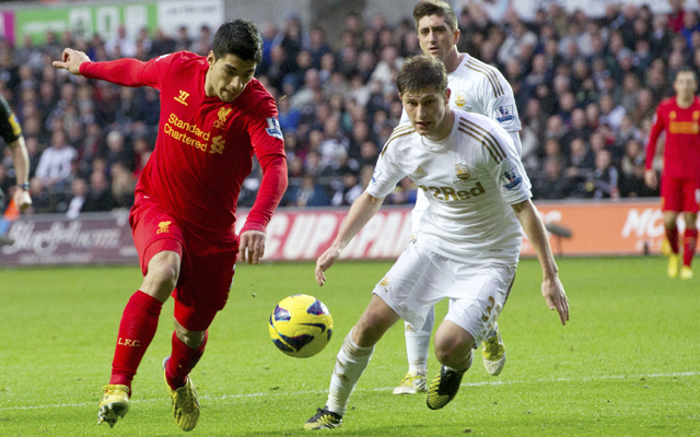 Liverpool and Swansea play out a goalless draw