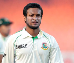 Blow for Tigers as Shakib ruled out