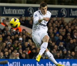 Tottenham 2-1 Liverpool: Lennon & Bale do the damage to move Spurs up to fifth