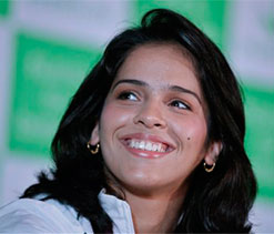 This year has been my best: Saina
