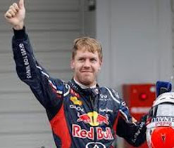 Vettel in danger of losing F1 title 