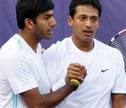 Bhupathi-Bopanna pair enters Paris semis, clinch WTF berth