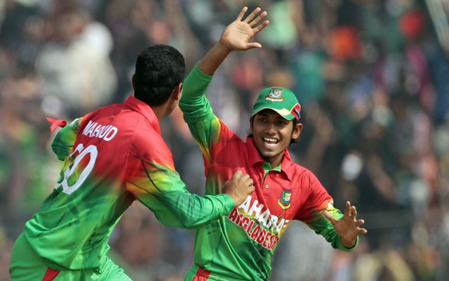 Bangladesh defeat West Indies by 7 wkts to take 1-0 lead