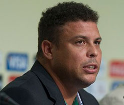 Brazilian football at its worst stage in history: Ronaldo