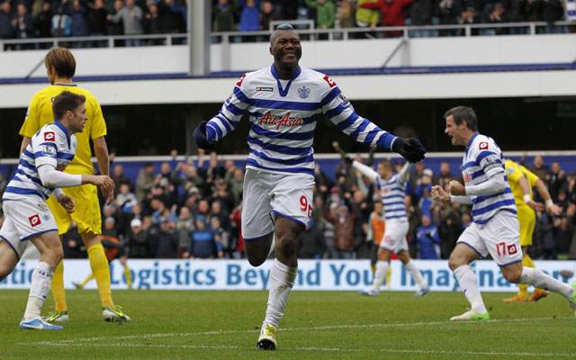 EPL 2012-13: Djibril Cisse hits equaliser as QPR draw with Reading