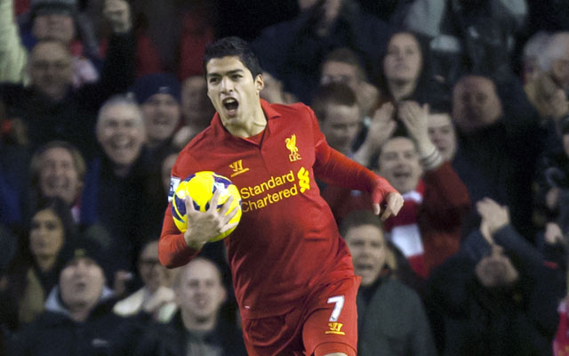 EPL: Suarez stunner against Newcastle saves point for Liverpool
