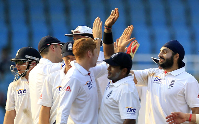 England-Mumbai A game ends in tame draw