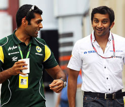 Karthikeyan, Chandhok set to compete in Race of Champions