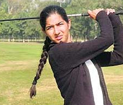 Gurbani to start favourite in Usha DGC Ladies Open
