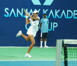 Indian Open WTA Challenger: Rutuja stuns So-Ra Lee