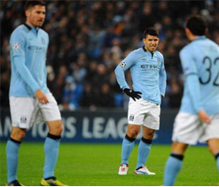 Champions League: Manchester City edge closer to elimination after Ajax draw