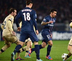 Champions League: Second-half surge edges PSG closer to qualification
