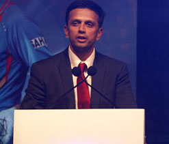 Take concrete steps to create sporting culture: Dravid