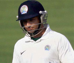 Rajasthan 269-2 against Mumbai on Day 1 in Ranji Trophy