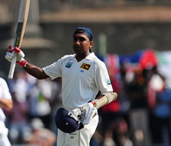 Sri Lanka names squad for Tests against New Zealand