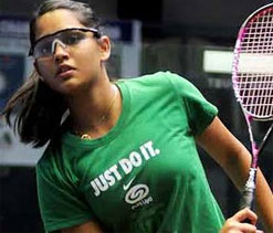 Indian women aim for top 10 finish in world squash