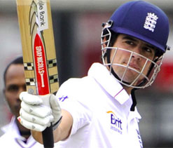 Cook says England hasn't silenced critics yet but moving in right direction
