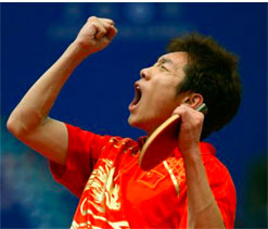 China`s Xu Xin wins ITTF World Tour Grand Finals