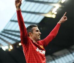 Van Persie is perfect for Manchester United: Evra