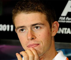 Force India driver Di Resta says next year would be 'make or break' season
