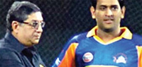 BCCI chief Srinivasan prevented selectors from sacking Dhoni: Amarnath