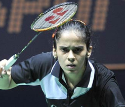 Saina in semis of Super Series Finals
