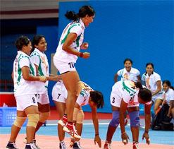 Indian eves defeat Malaysia to lift Kabaddi World Cup title