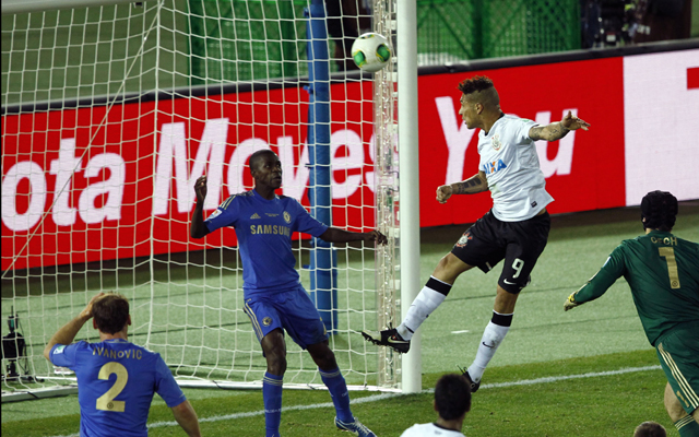 Chelsea vs Corinthians: Guerrero header gives Brazilians Club World Cup glory